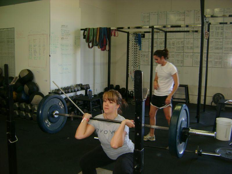 Gym pics 11 005